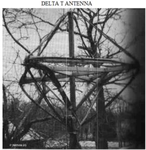 Delta T Antenna