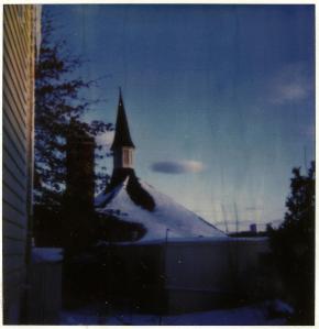UFO Cloudship